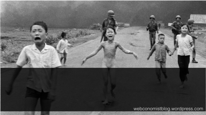 Why Facebook is The Worst at News Content – Napalm Girl